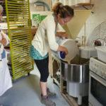 De la farine au pétrin